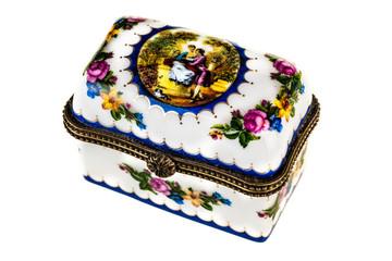 French pill box