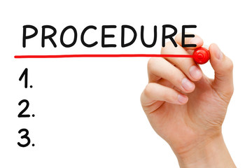 Procedure List
