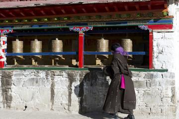 Tibetan people, Tibet