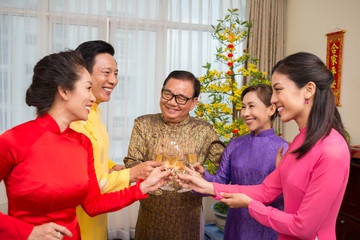 Happy Vietnamese New Year!