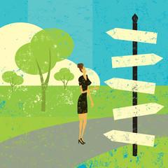 Choosing a destination
