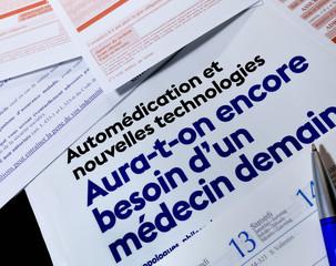 réforme de l'assurance maladie,automédication ?