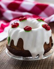 Easter sweet ring cake