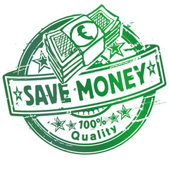 Stempel Save Money