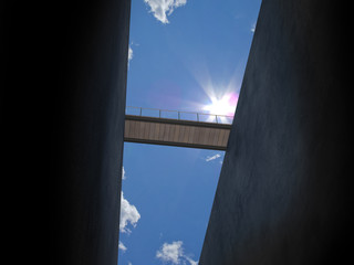 Rettende Brücke