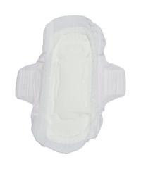 Sanitary napkin isolate on white background