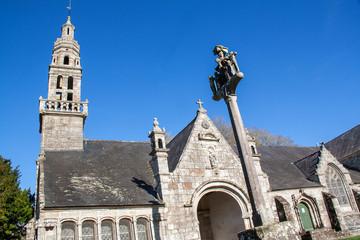 Eglise Notre-Dame , Châteaulin, Finistère, Bretagne
