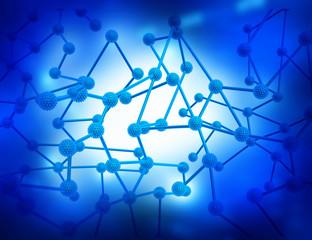 Molecular background ..