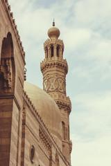 Mosque Minaret  ,Vintage
