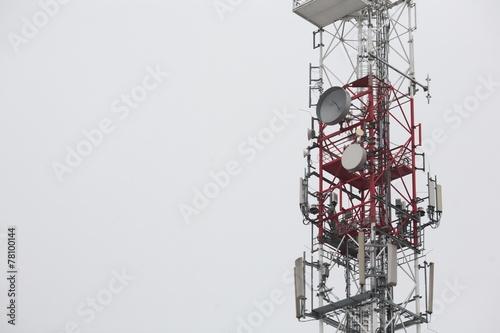 wieża radiokomunikacyjna - 78100144