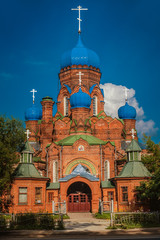 Cathedral of St. John Divine in Likino-Dulevo