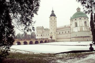 Castle in Krasiczyn