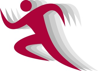 iconic sprinter