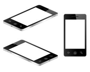 Blank Tablet Phones
