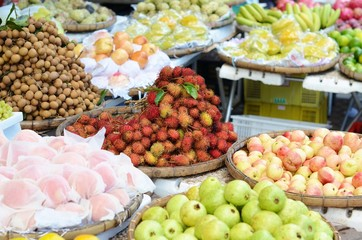 Trade exotic fruits