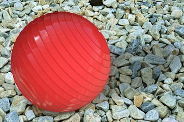 Pilates Ball - 3d Render