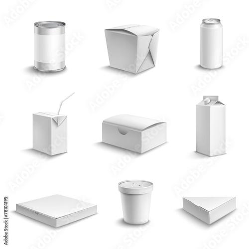 Food Package Set - 78104195
