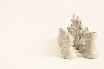 Chess strategy: points of view