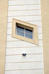 Schräges Fenster