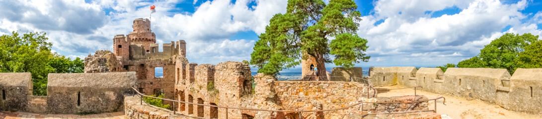 Auerbachen Schloss Panorama