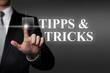 Tipps und Tricks - touchscreen