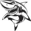 White shark - 78110912