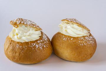 Semla Cakes