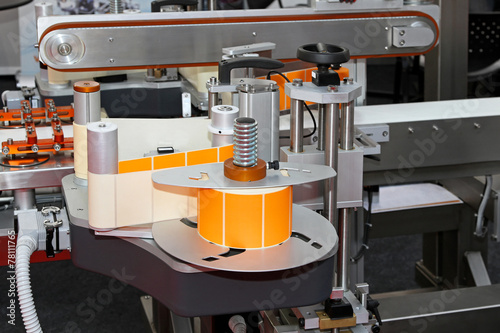 Labeling machine - 78111765