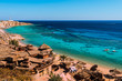 Red Sea coastline  in  Sharm El Sheikh,  Egypt, Sinai - 78113701