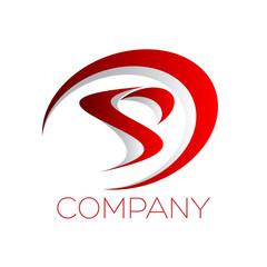 S P logotype