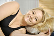 Patient freut sich über Erfolg bei Osteopathie