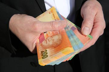 Südafrikanische Rand