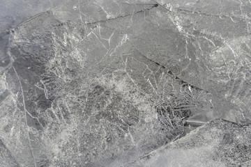 Ice backgound