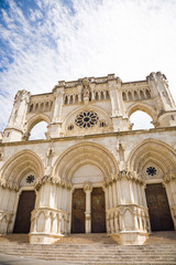Cathedral Cuenca, Spain