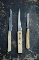 Vintage knifes