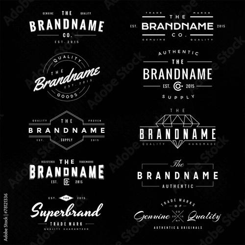 vintage logo i insygnia 1