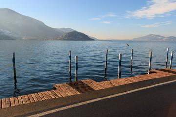 porticciolo di Peschiera Maraglio - Monte Isola