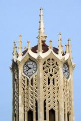 Auckland Uni clock tower