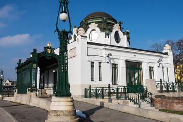 Otto Wagner Pavillon Hietzing