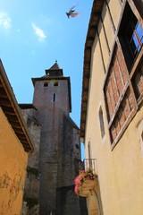 Eglise de la Bastide d'Armagnac, Landes