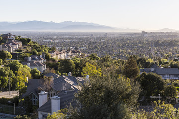 San Fernando Valley in Los Angeles