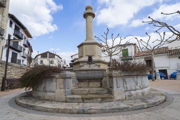 Fuente de Morella (Castellon, España)