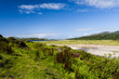 canvas print picture - Derrynane Bay im County Kerry, Irland