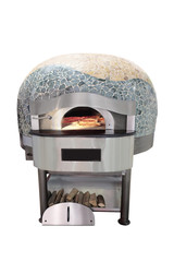 traditional oven for cooking and baking pizza