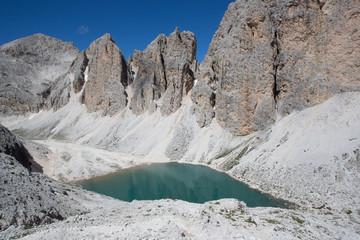 Lago dell'Antermoia - Catinaccio (Italy)