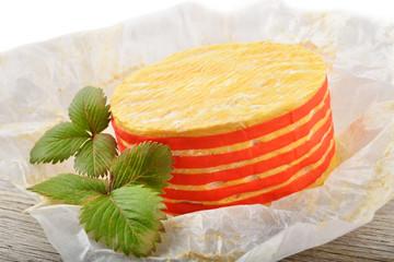 formella di formaggio francese