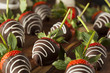 Homemade Chocolate Dipped Strawberries - 78132190