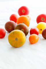 color tomatoes