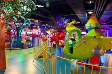 shopping mal playground