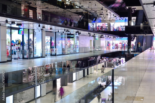 shopping mall - 78134921